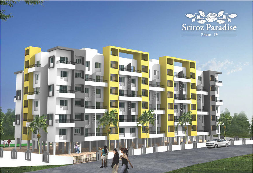 Sriroz Paradise Phase IV - Project Images