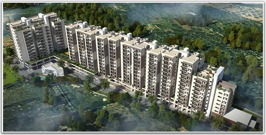 Mahaveer Promenade - Elevation Photo