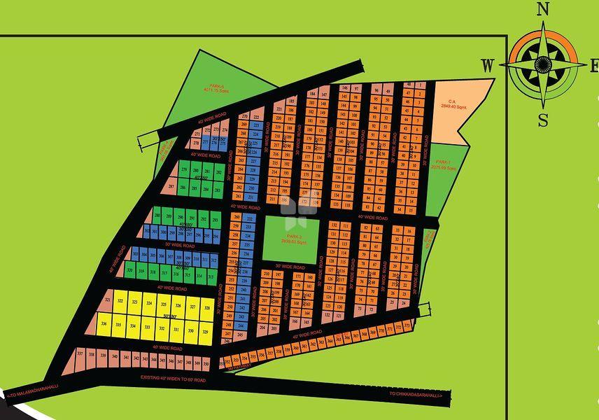 Trans Praghathi - Master Plan