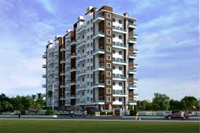 Ceratec Constructions Garima - Elevation Photo