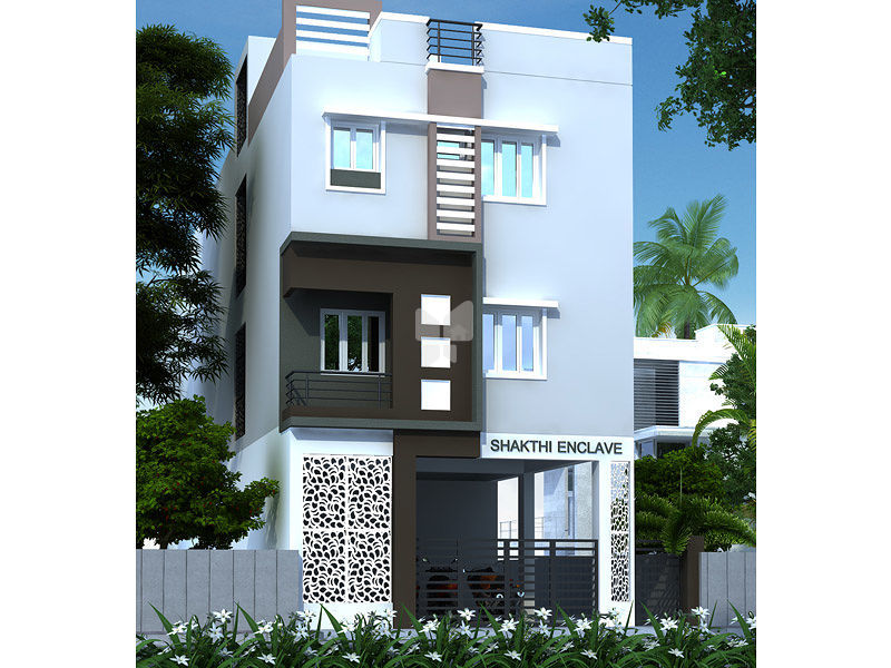 Ke Shakthi Enclave - Elevation Photo