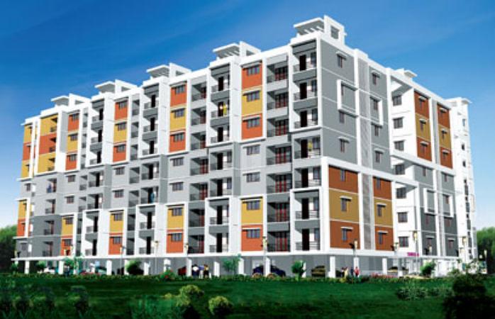 Sakthi Towers Phase II - Project Images