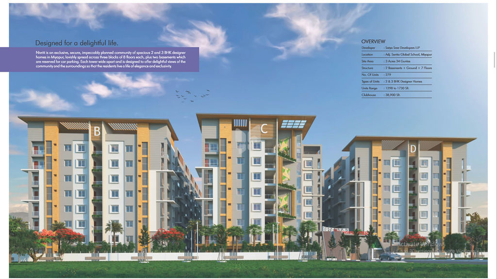 Nivrithi - Elevation Photo