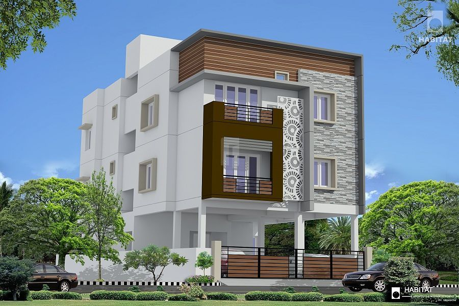 Green Aashrayam - Elevation Photo