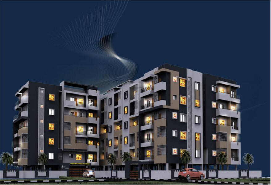Chaitrashree Royale - Elevation Photo