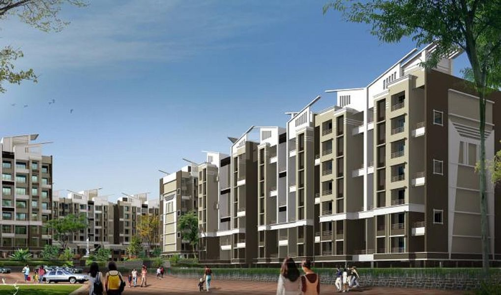 Mohan Suburbia IV - Elevation Photo