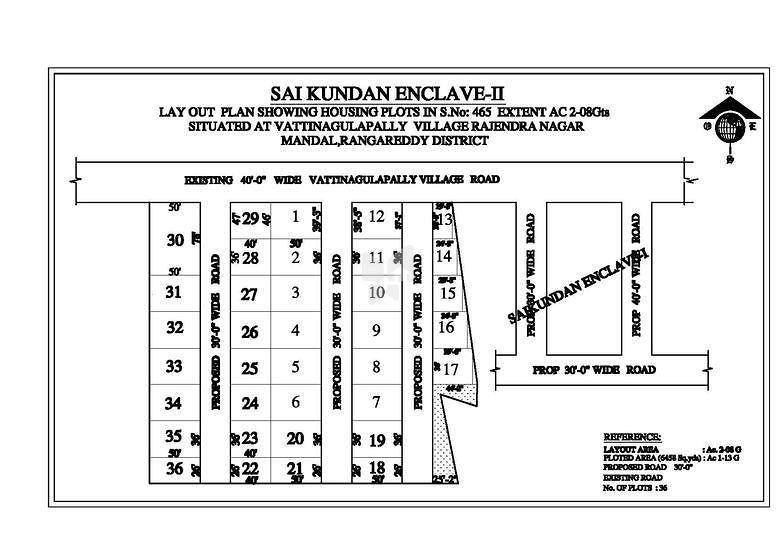 Sai Kundan Enclave II - Master Plans