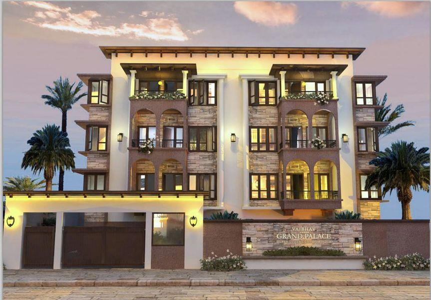 Vaibhav Grand Palace - Project Images