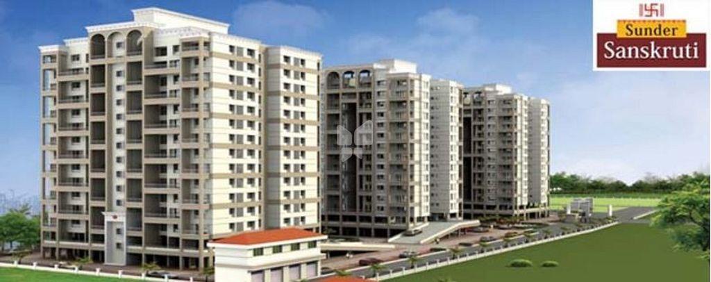 Dharmavat Sunder Sanskruti Phase 2 and 3 - Elevation Photo