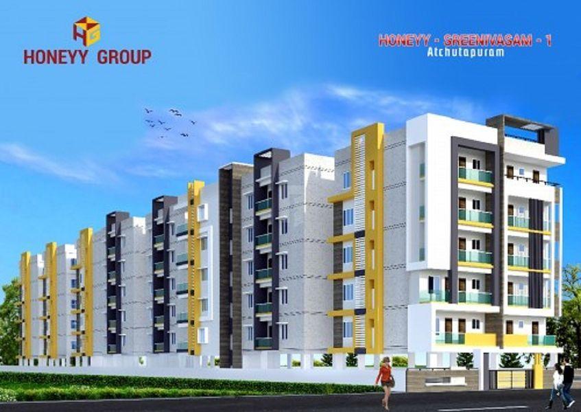 Honeyy Sreenivasam 1 - Project Images