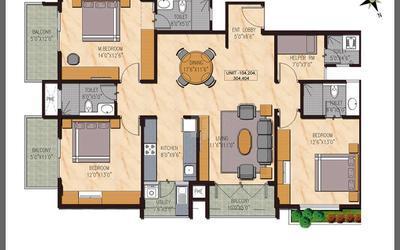df-silverline-queens-terraces-in-shivaji-nagar-floor-plan-2d-1ddx