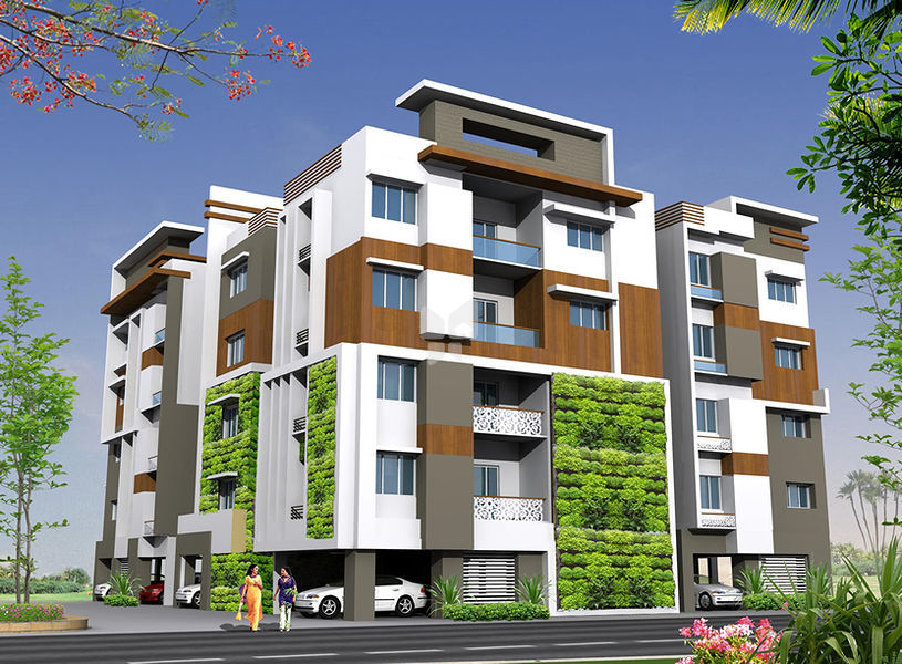 Mayflower Mahaveer - Project Images