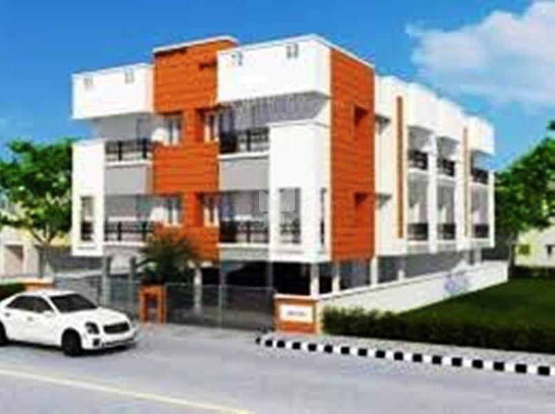 Ramaniyam Spatika - Elevation Photo