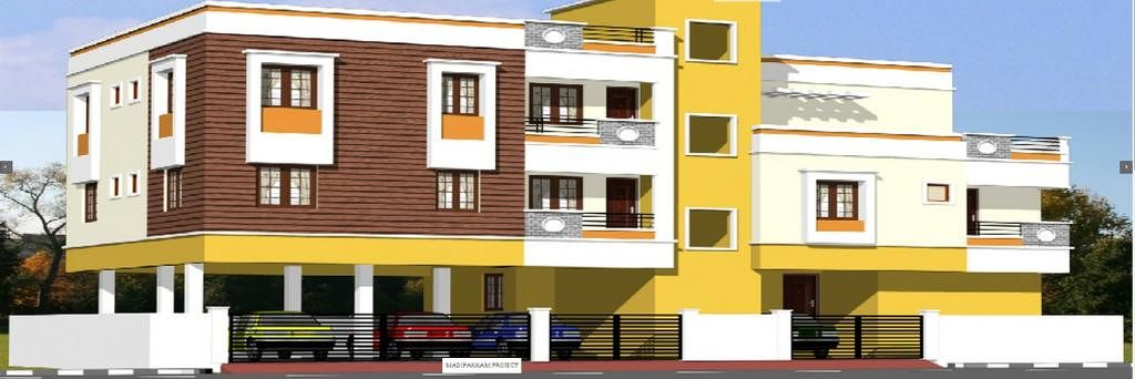 Om Builders @ Madipakkam - Elevation Photo