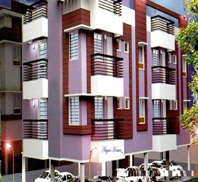 Aryan Homes - Project Images