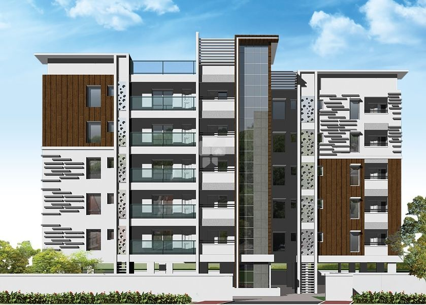 Legend Cyrus Residences - Elevation Photo