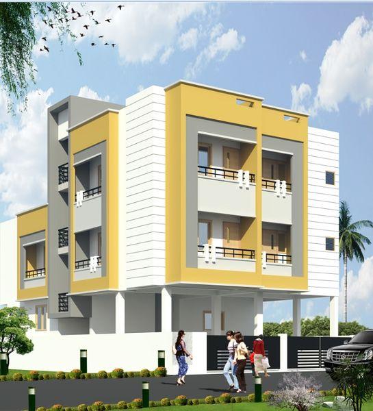 Aaryan Saffron - Elevation Photo