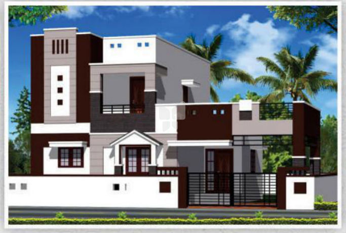 Front Elevation Of House In Coimbatore : Sss jaya enclave in kovaipudur coimbatore price floor