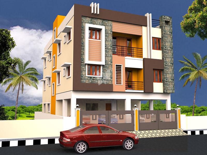 Vijayalakshmi Constructions -Sai Palace - Project Images