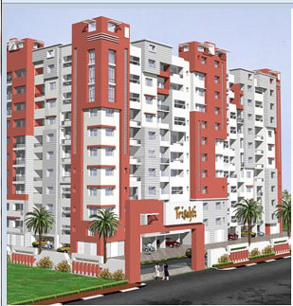 Shriram Trishakti - Elevation Photo