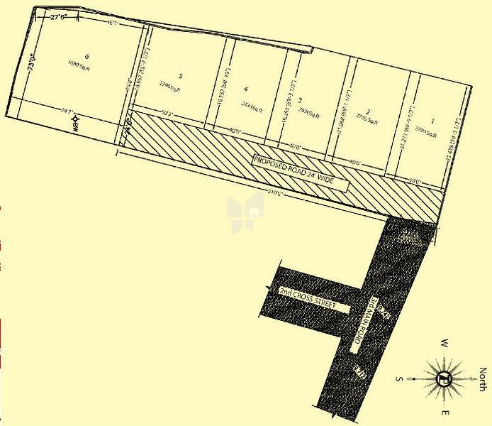Muktha Iyappanthangal - Master Plan