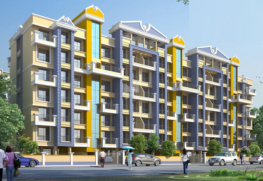 VP Anand Homes - Elevation Photo