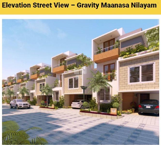 Gravity Maanasa Nilayam - Elevation Photo