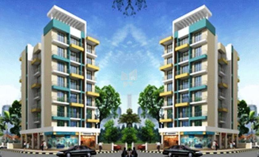 Tejas Ganpat Apartment - Elevation Photo