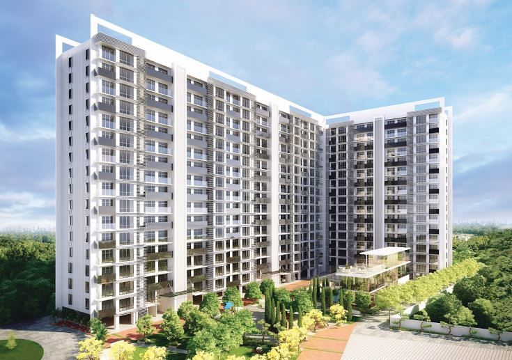 Dudhwala Proxima Residences - Project Images