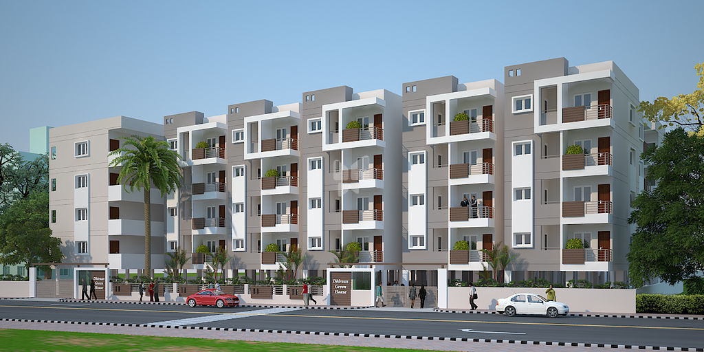 Dhiraan Newyork Meadows - Project Images