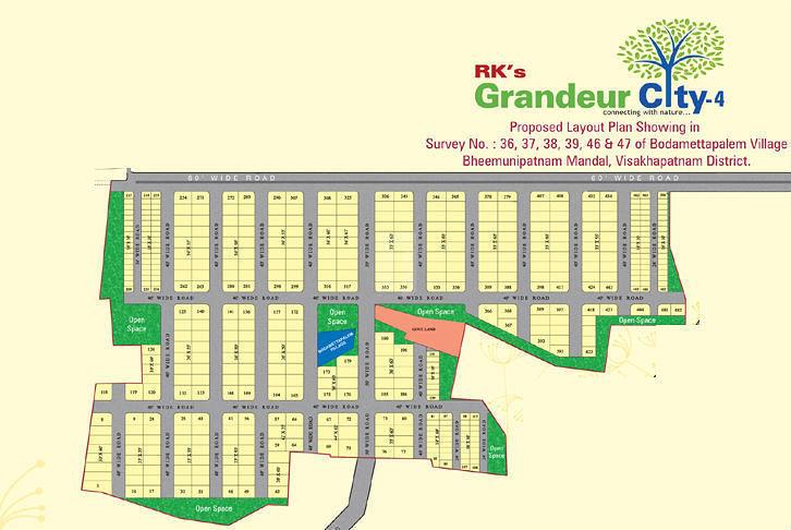 RK's Grandeur City 4 - Master Plans