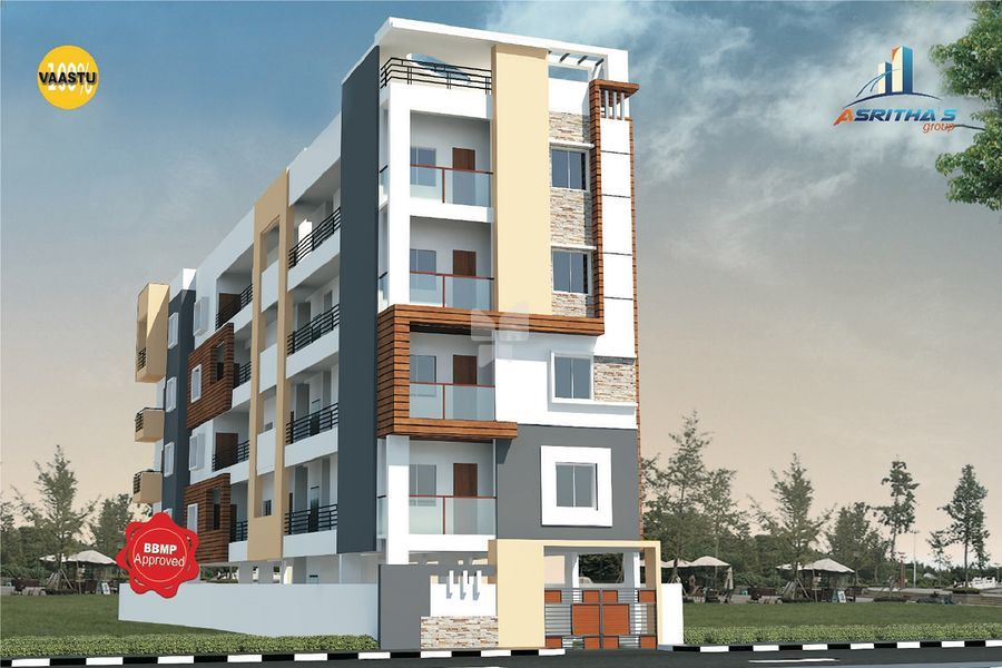 Asrithas Jewel Residency - Project Images