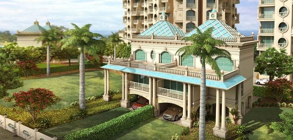 Tharwani Vedant Imperial Villas - Project Images