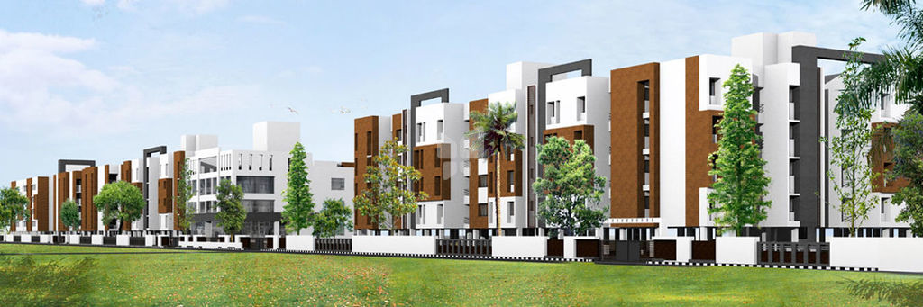 Covai Serene Adinath - Elevation Photo