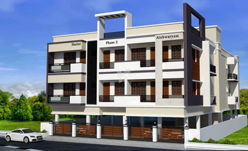 Harinis Aishwaryam Phase 2 - Project Images