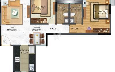 rachanaa-solitaire-in-mulund-colony-floor-plan-2d-1mkr