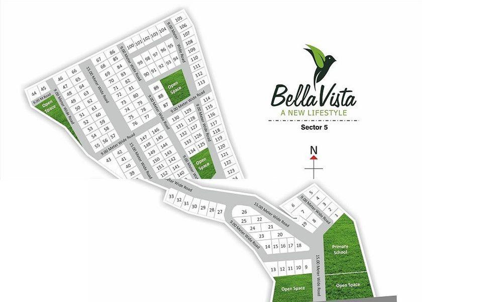 Indio Bella Vista Sector 5 - Master Plans