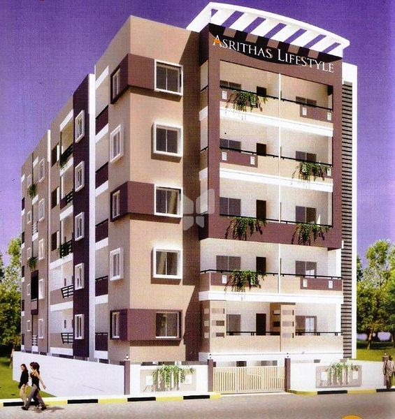 Asrithas Lifestyle - Elevation Photo