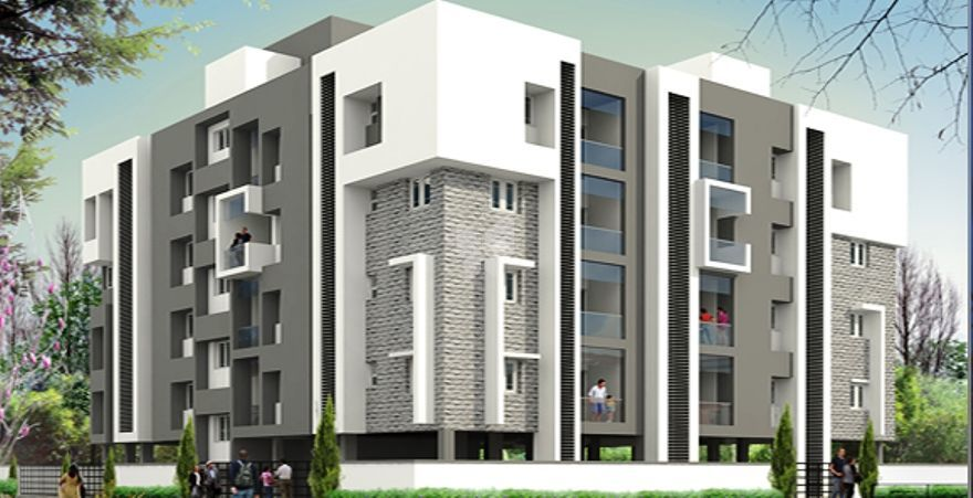 Mangal Elite Airavatham - Project Images