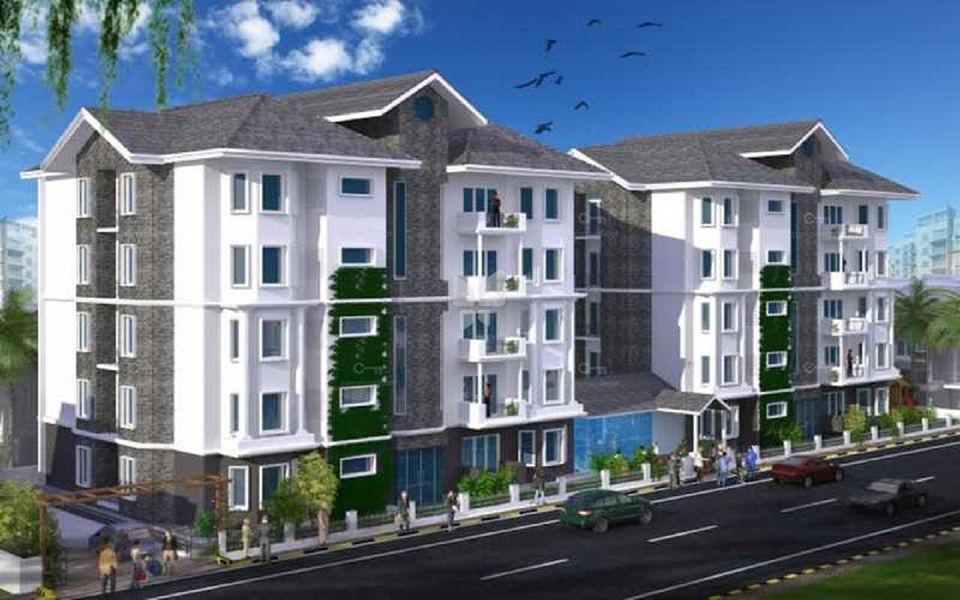 KBG Sunanda Residency - Project Images