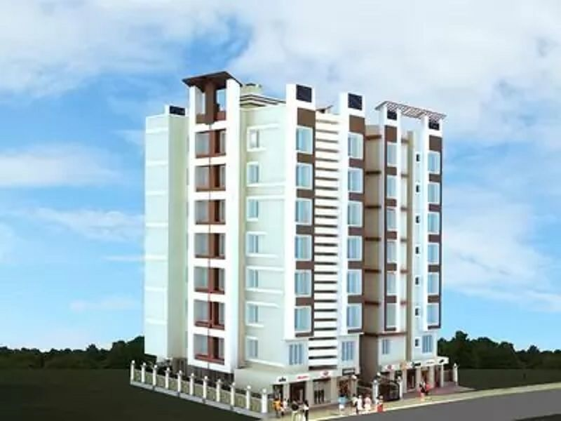 Trimurti Zain Heights - Project Images
