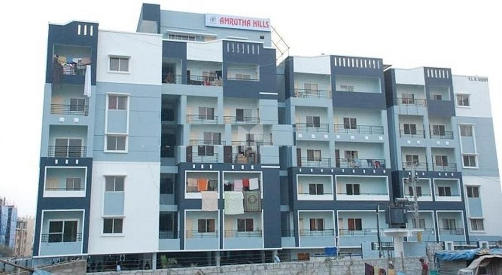 Amrutha Hills - Project Images