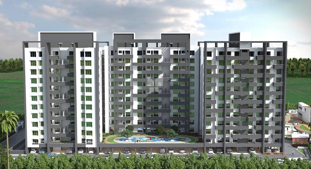 Shaurya Residence - Elevation Photo