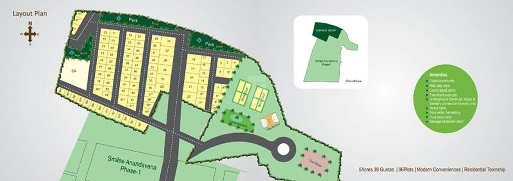 Blue Cranberry Gardens - Master Plans