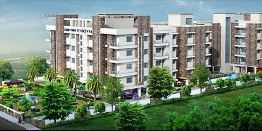 Aakam Courtyard Hygrevar - Elevation Photo