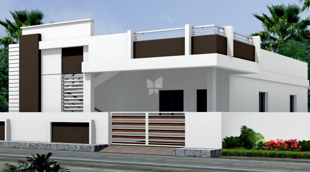 HV Balaji Homes - Elevation Photo