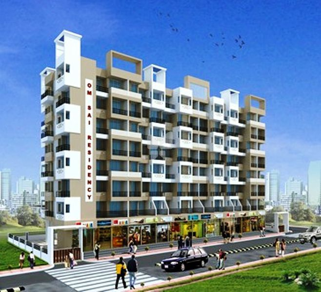 Om Sai Residency - Project Images
