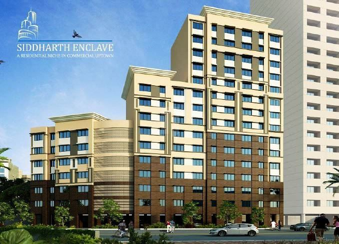 Siddharth Enclave - Project Images