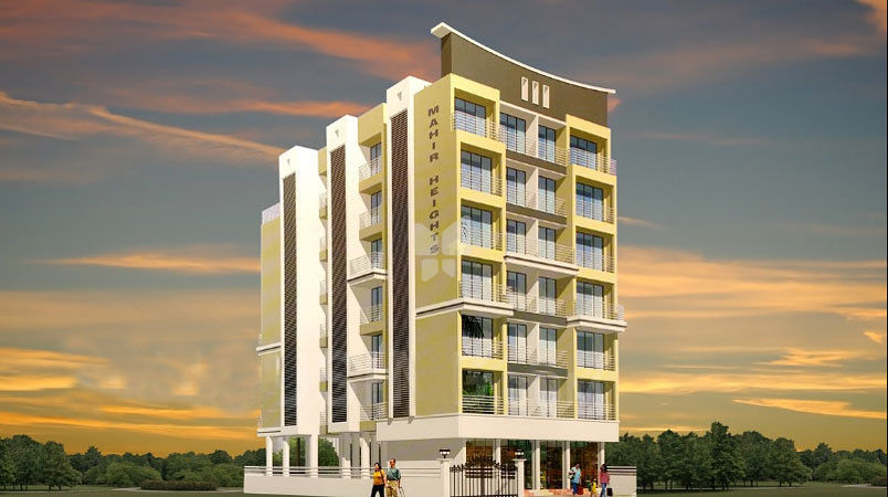 Mahir Heights - Project Images