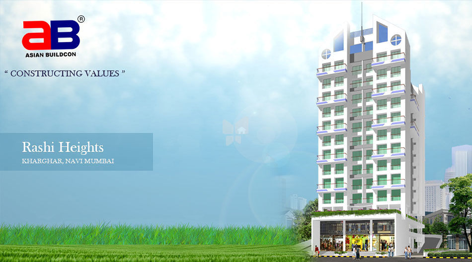 Asian Rashi Heights - Project Images